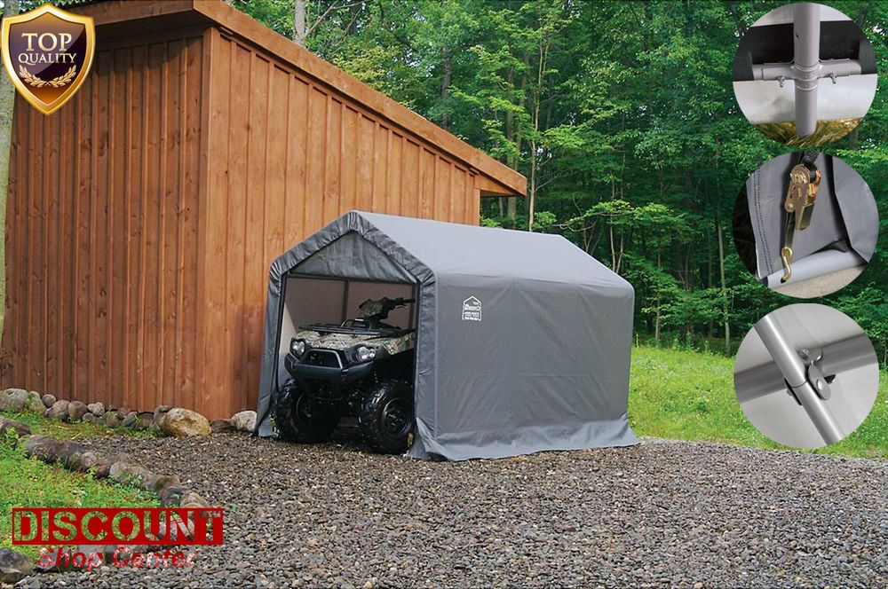 Details about Outdoor Storage Garage Shed Cover Shade