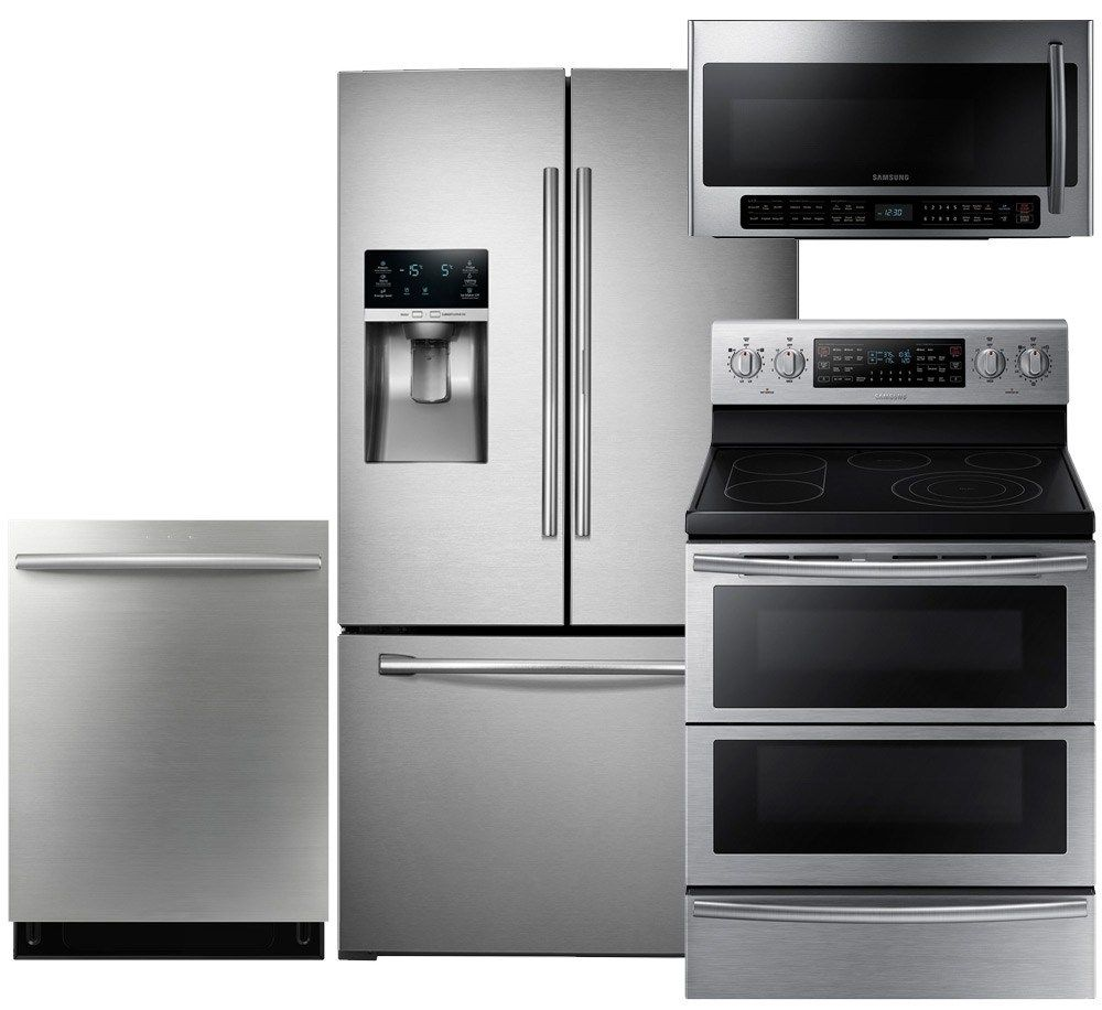 contemporary kitchenaid appliance bundle stainless steel ...