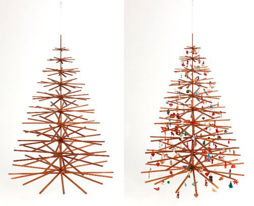 Modern Christmas Trees Modern Christmas Tree Alternative Christmas Tree Contemporary Christmas Trees
