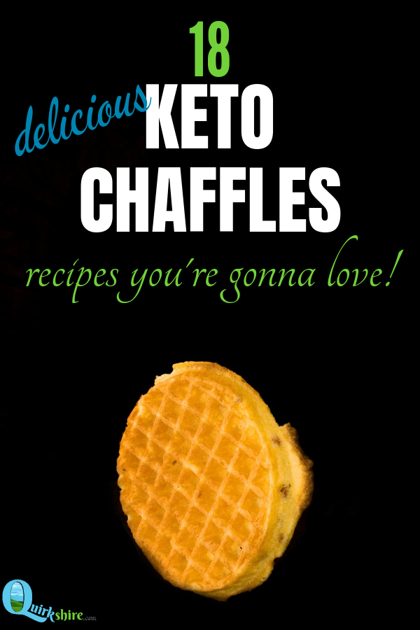 Photo of 18 Awesome Keto Chaffle Recipes to Try | Quirkshire
