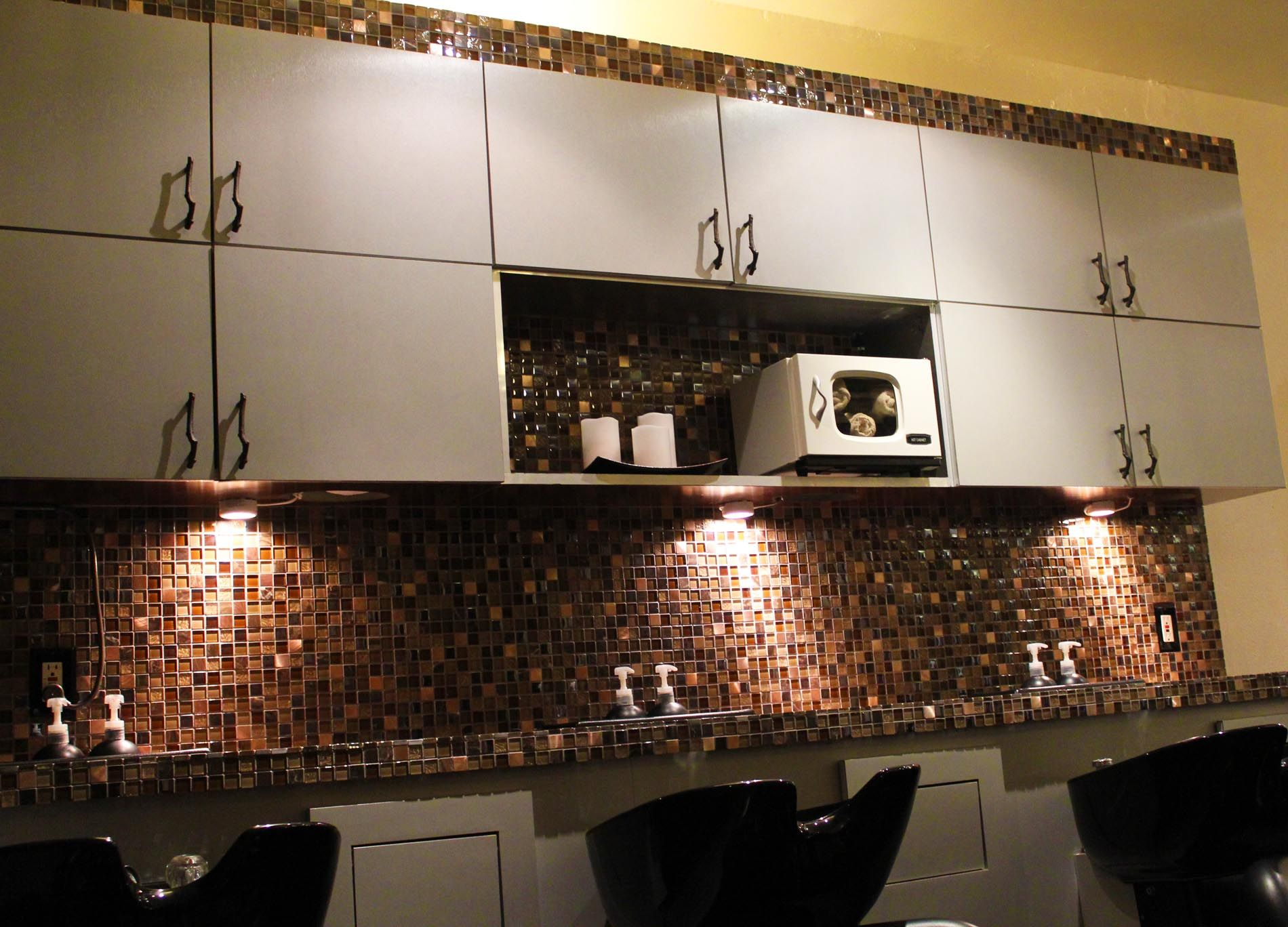 Salon Shampoo Bar Tile Salon Shampoo Salon Decor Bar Tile