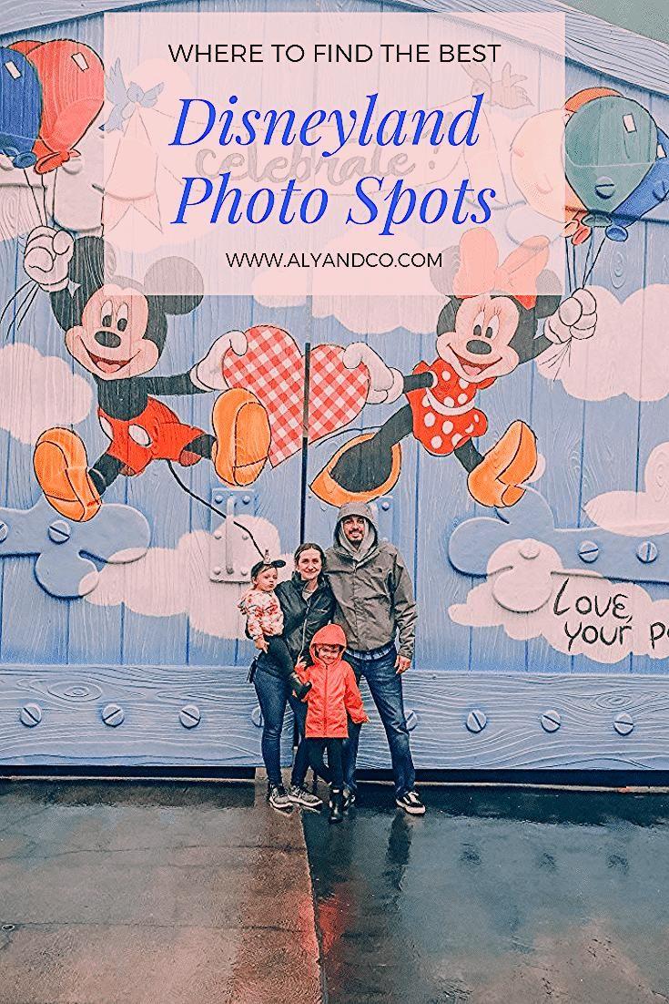 Photo of The best photo spots at Disneyland & CA Adventure