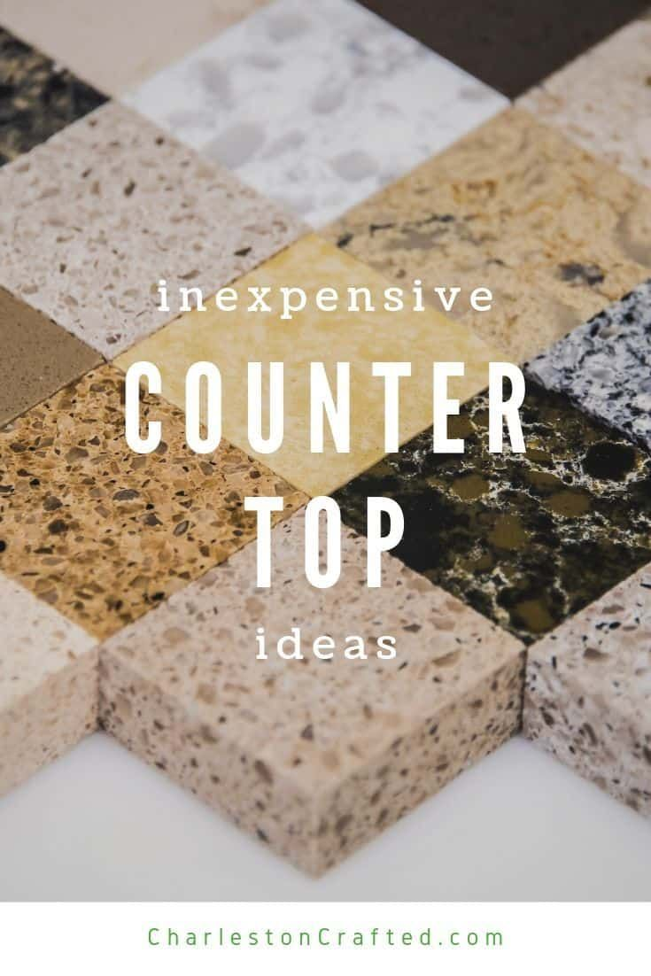 Inexpensive Countertop Ideas For 2020 Inexpensive Kitchen