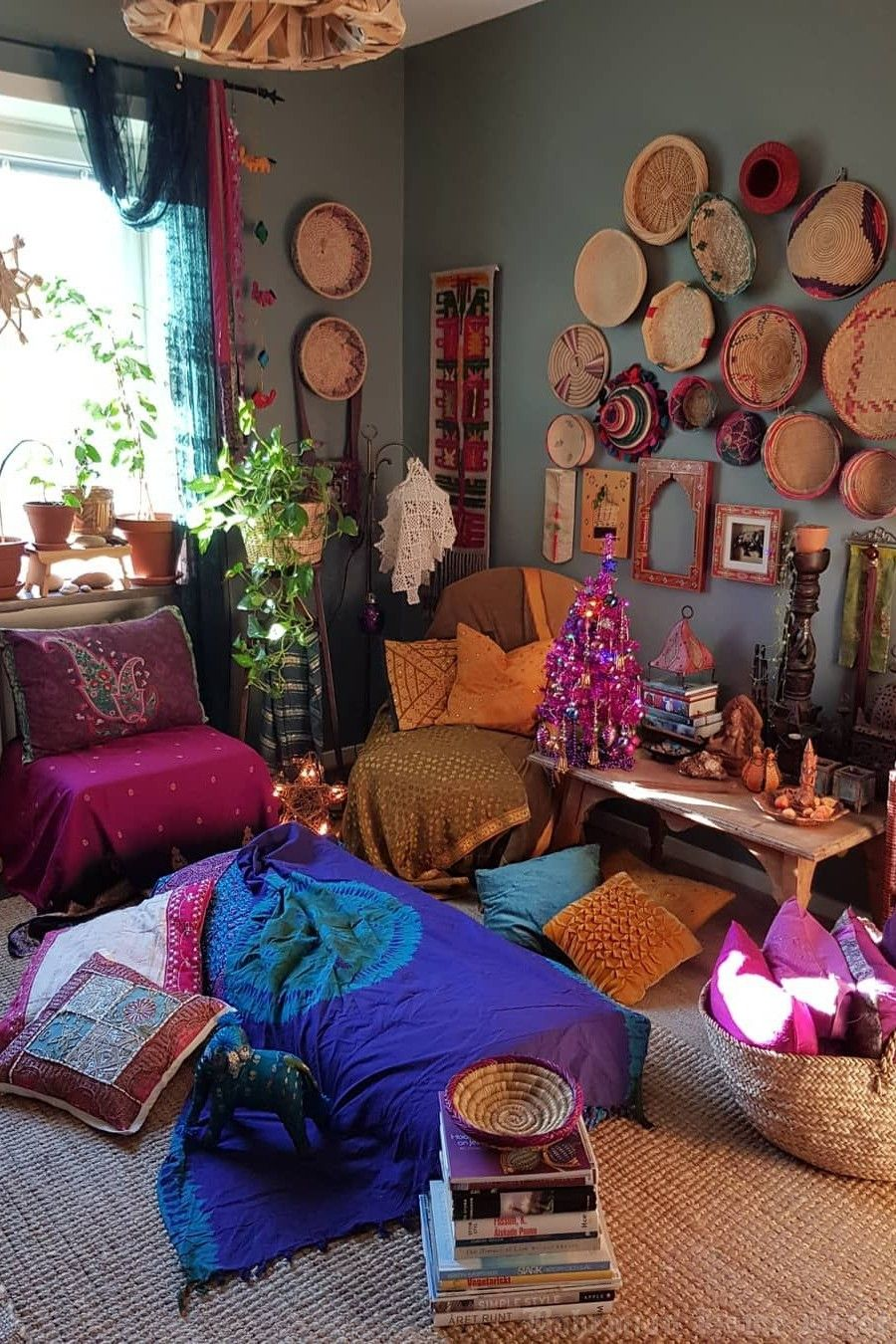 OMG! The Best Bohemian Home Decor Ever!
