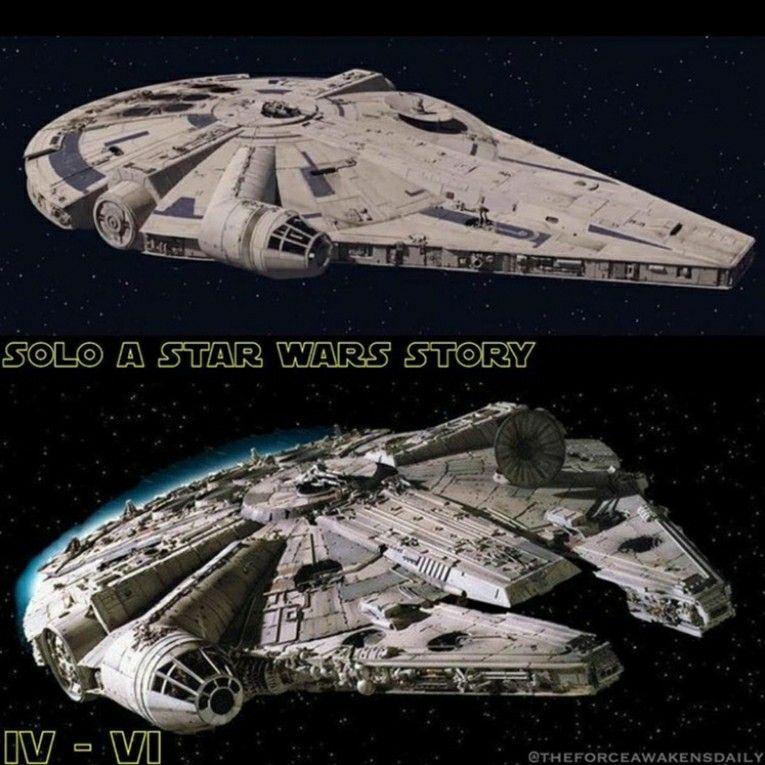 Star Wars Action Fleet Series Han Solo/'s Millennium Falcon véhicule