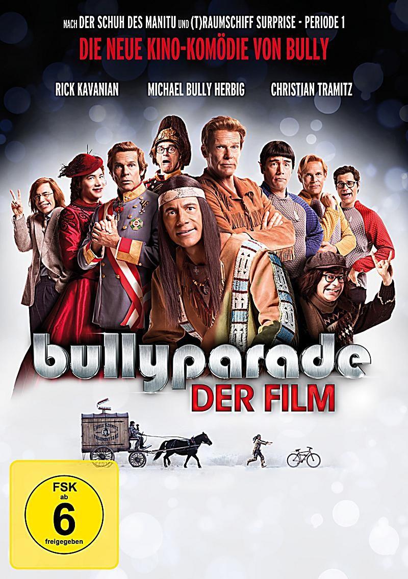 Bullyparade Der Film Dvd In 2020 Filme Schuh Des Manitu Und Christian Tramitz
