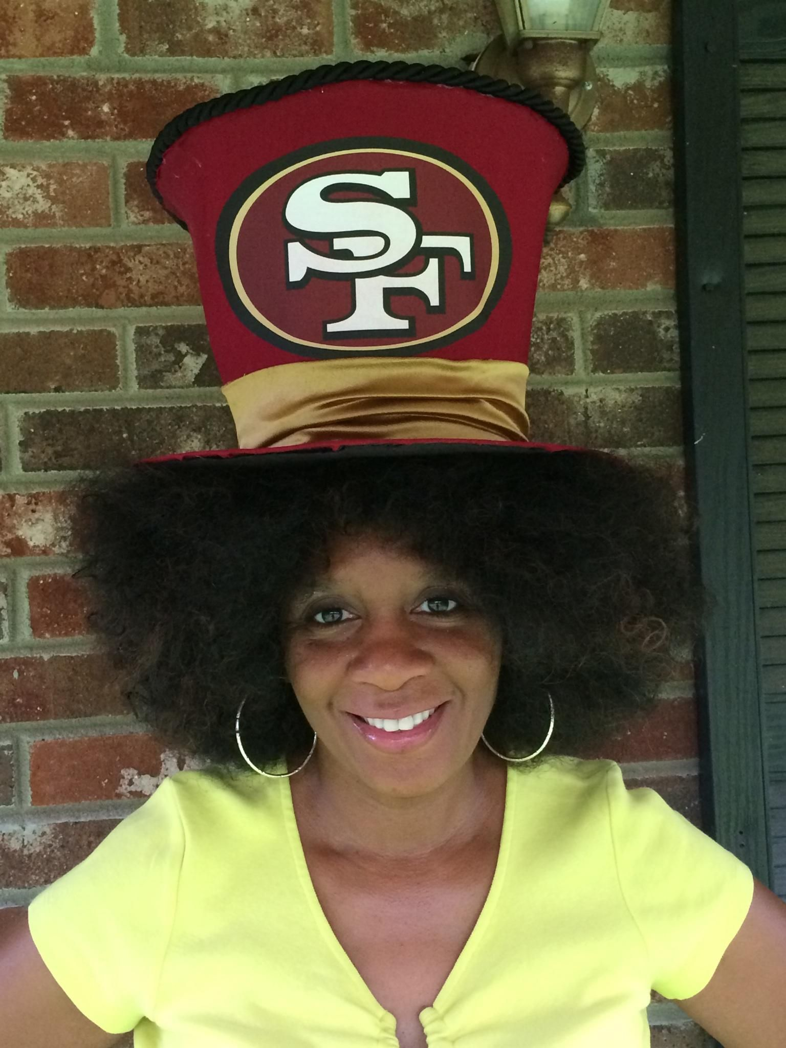 Calling All 49ers Fans Top Hats Hats 49ers Fans