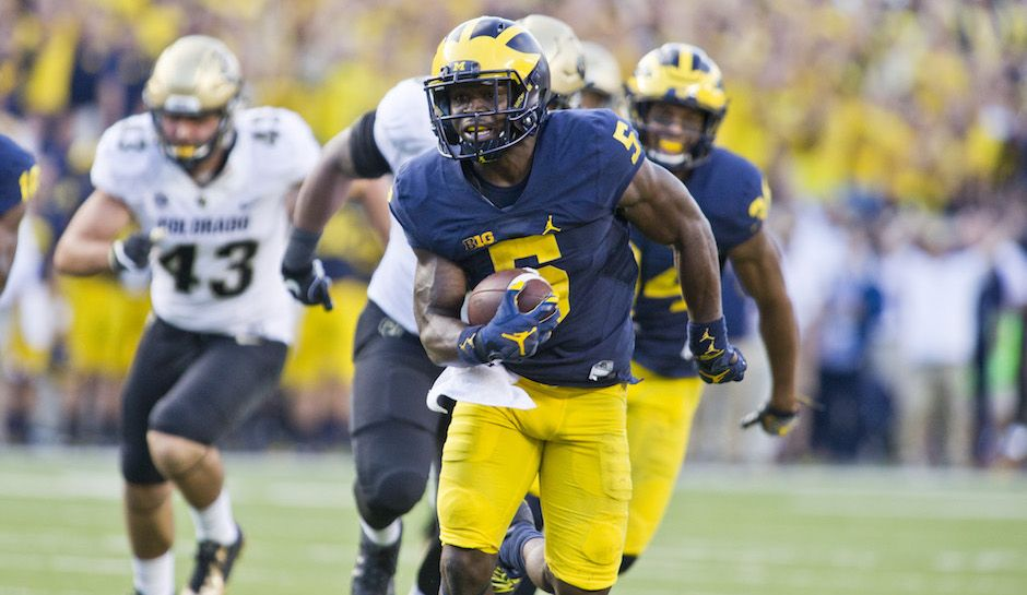 Jabrill Peppers Prospect Review Stuffed peppers