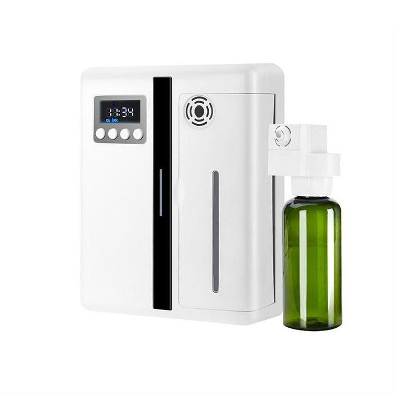 300m3 Lntelligent Aroma Fragrance Machine 160ml Timer Function