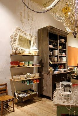 when Im rich, everything in my home will be decorated from Anthropologie