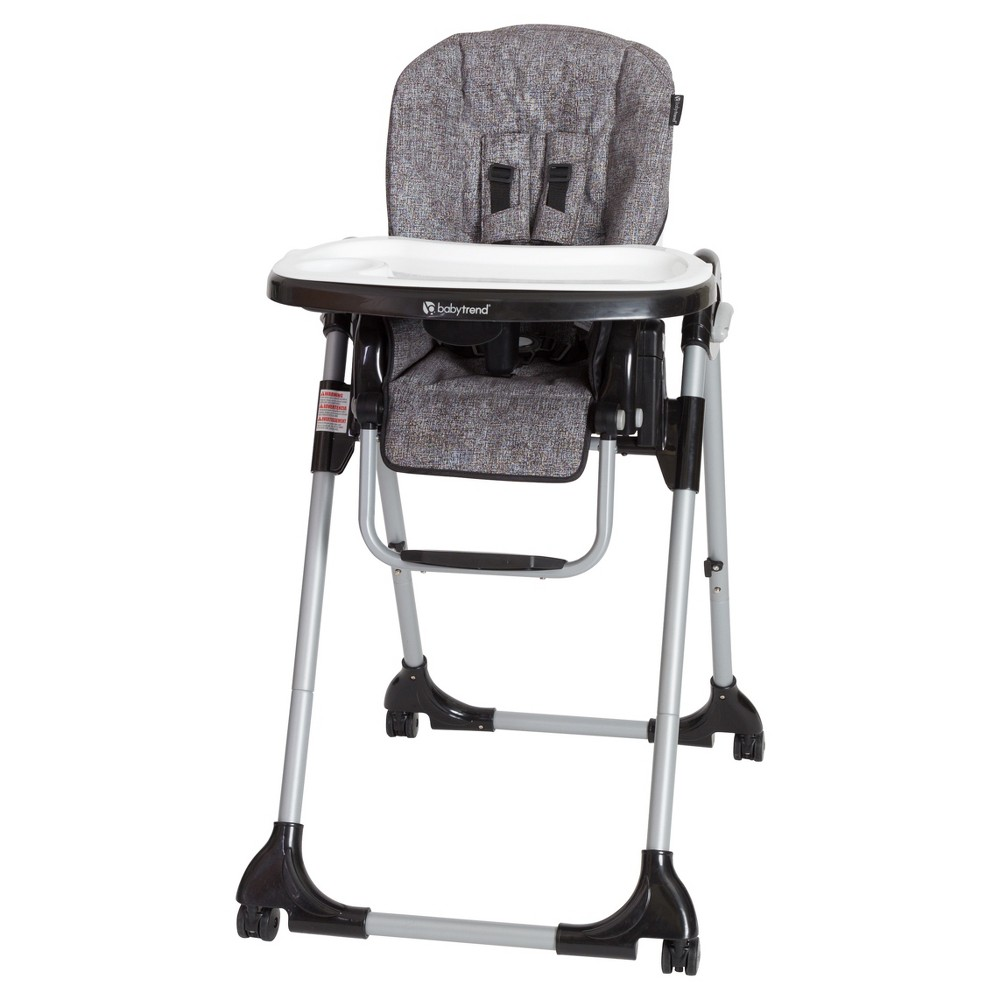 Baby Trend A La Mode Snap Gear 5 In 1 High Chair Java Baby