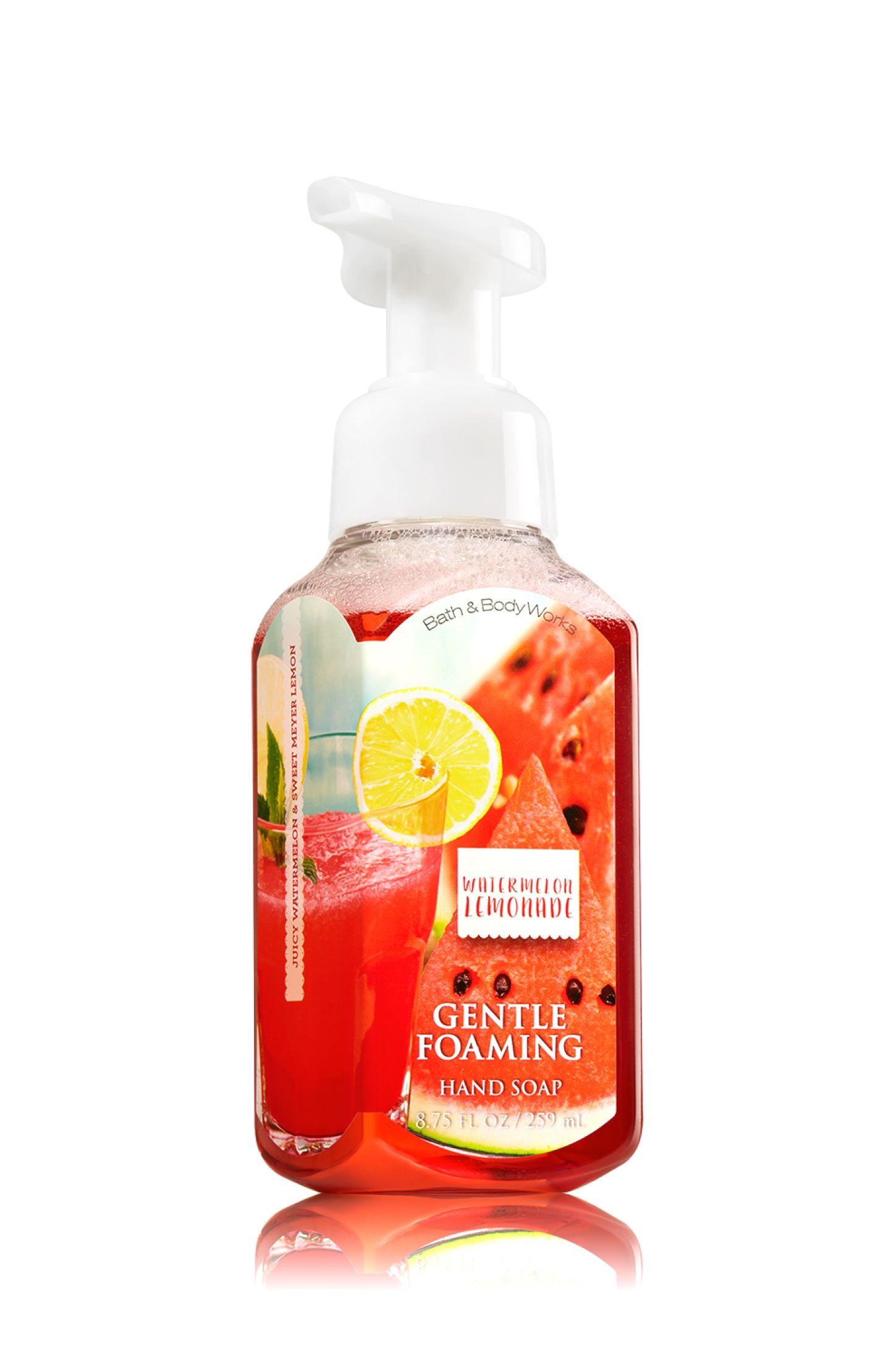 Watermelon Lemonade Gentle Foaming Hand Soap Soap
