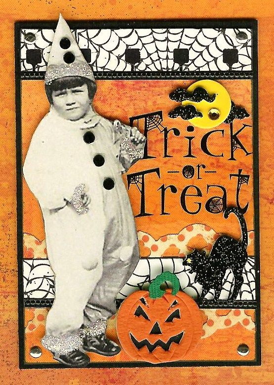 ATC - Trick or Treat