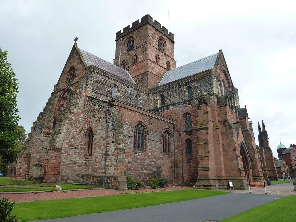 Carlisle cathedral cumbria cathedral carlisle castle