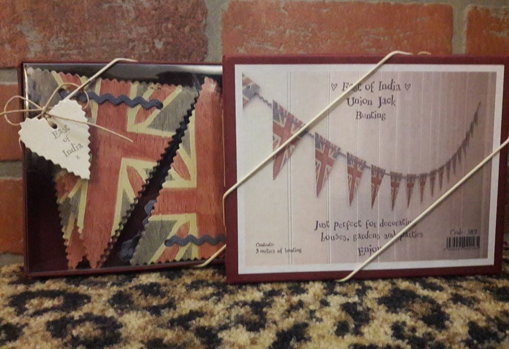 Toy Union Jack Bunting By Powell Craft
