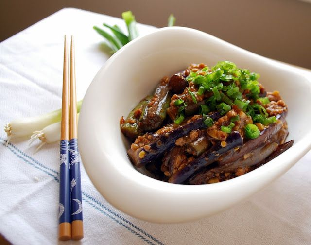 Delicious local style spicy pork eggplant with Hawaiian ... |Spicy Eggplant Pork Recipe