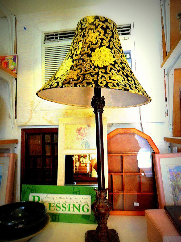 Ooo La Lamp Lamp Table Lamp Novelty Lamp