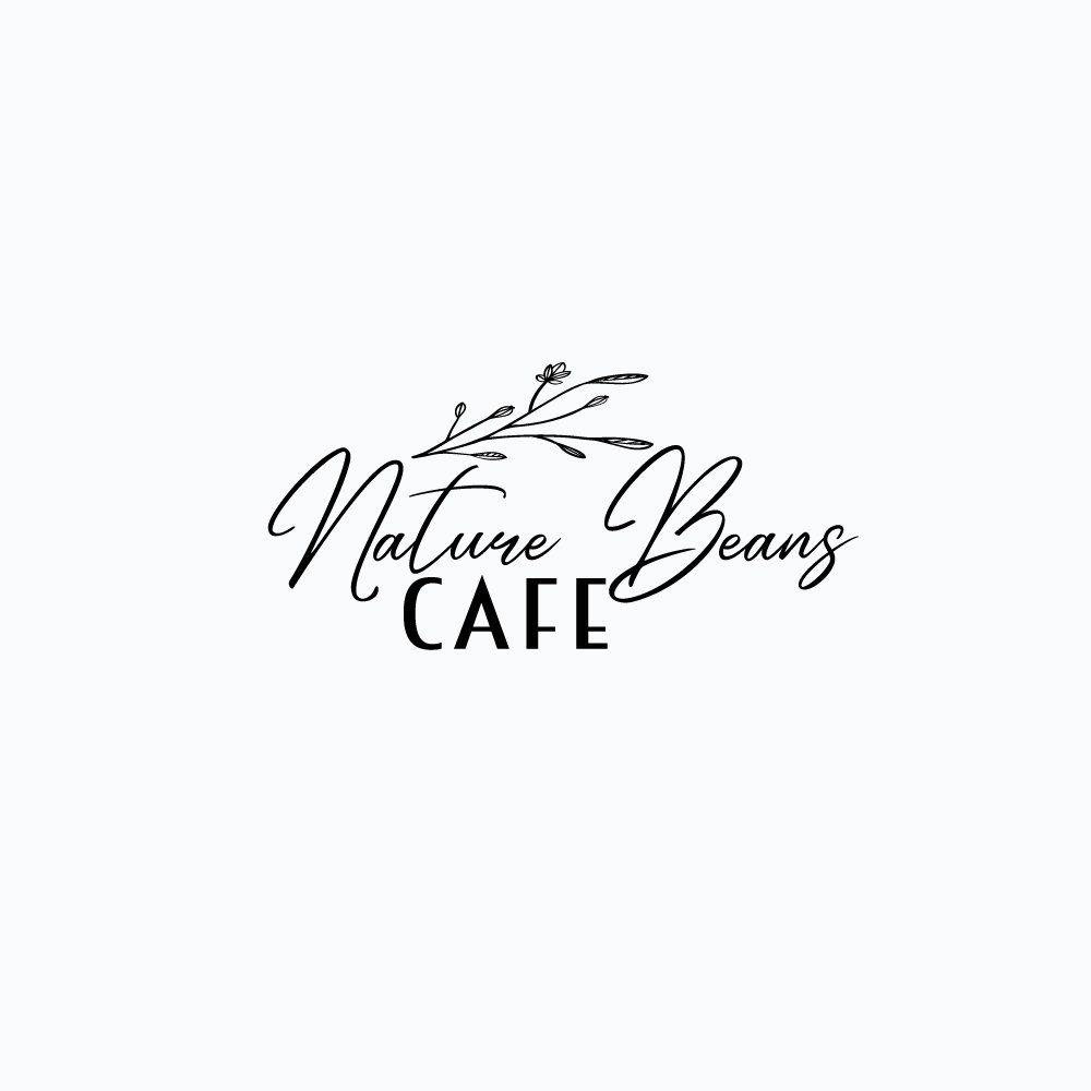 Photo of Clean Simple Elegant Premade Logo Beautiful Branch Leaf Basic Classic Modern Minimalist Design Organic Logo – Natural Logo – Botanical logo