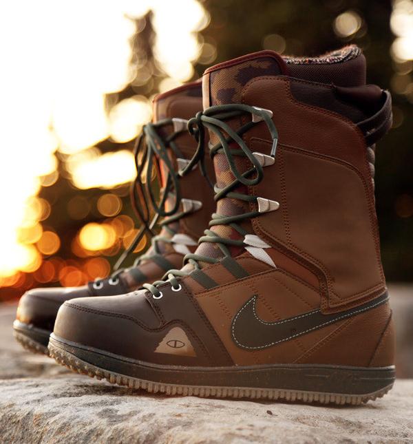 Poler X Nike Vapen Premium Snowboard Boot Botas Nike Nike Ropa