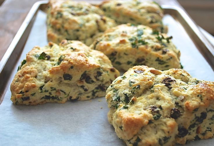 The Best (Kale and Cheese) Scone on the Eastern Seaboard - SFGate