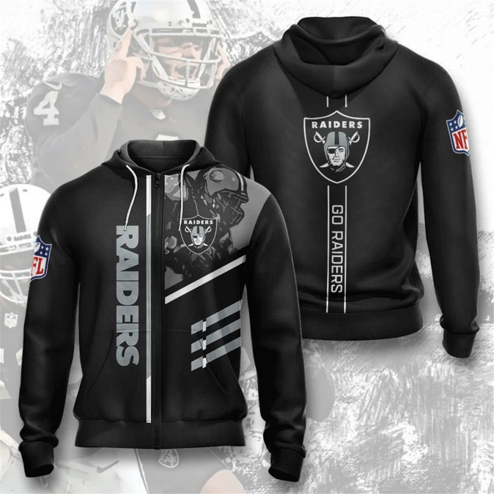 Las Vegas Raiders Hoodies 3 lines graphic gift for fans