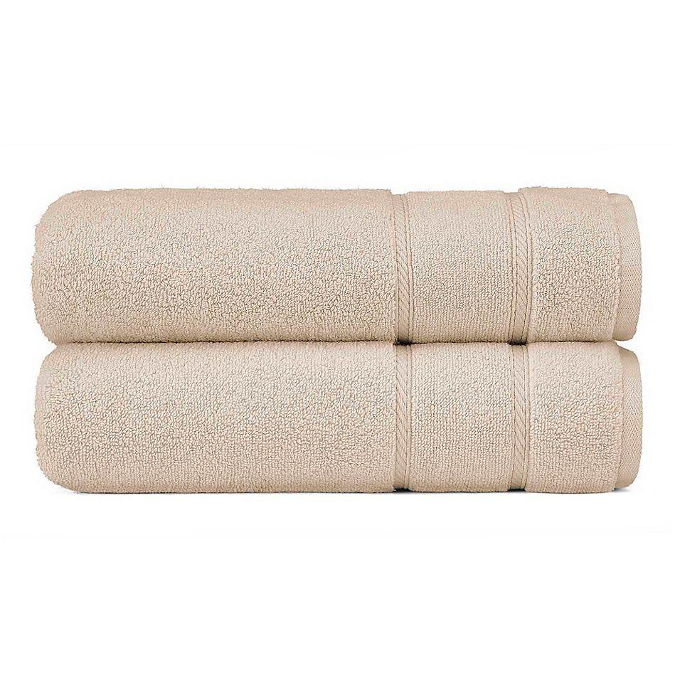 Nautica 2 Piece Belle Haven Bath Towel Set Towel Set Bath Towel Sets Towel Rug