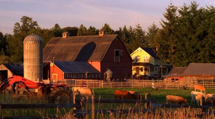 "The Kent Farm from tv's Smallville.  ""Isn't that in Kansas?"" you ask.  Think again. Outside Vancouver."
