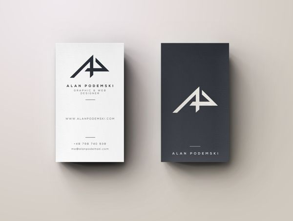 38 Pro Designers Reveal Their Top Business Card Design Tips Cards Pinterest And