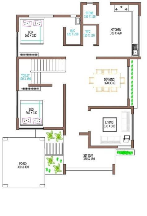 Standard House Plan Collection Engineering Discoveries Unique House Plans Bungalow Floor Plans Budget House Plans