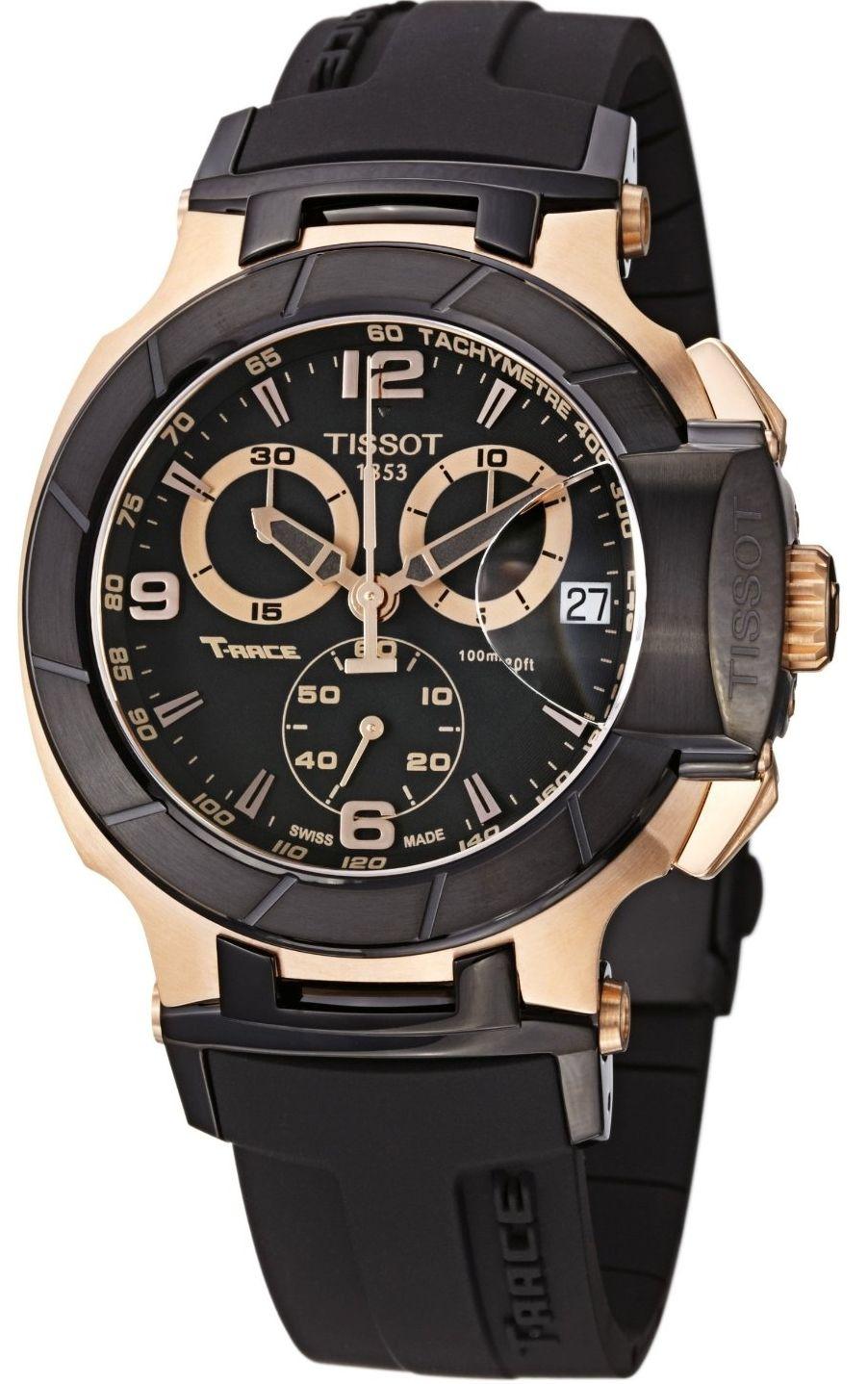 Tissot Men S Strap Watch Watches For Men Mens Watches Black Chronograph Watch Men