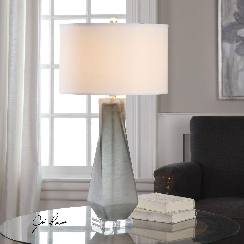 Park Art|My WordPress Blog_Gray Floor Lamp With Table