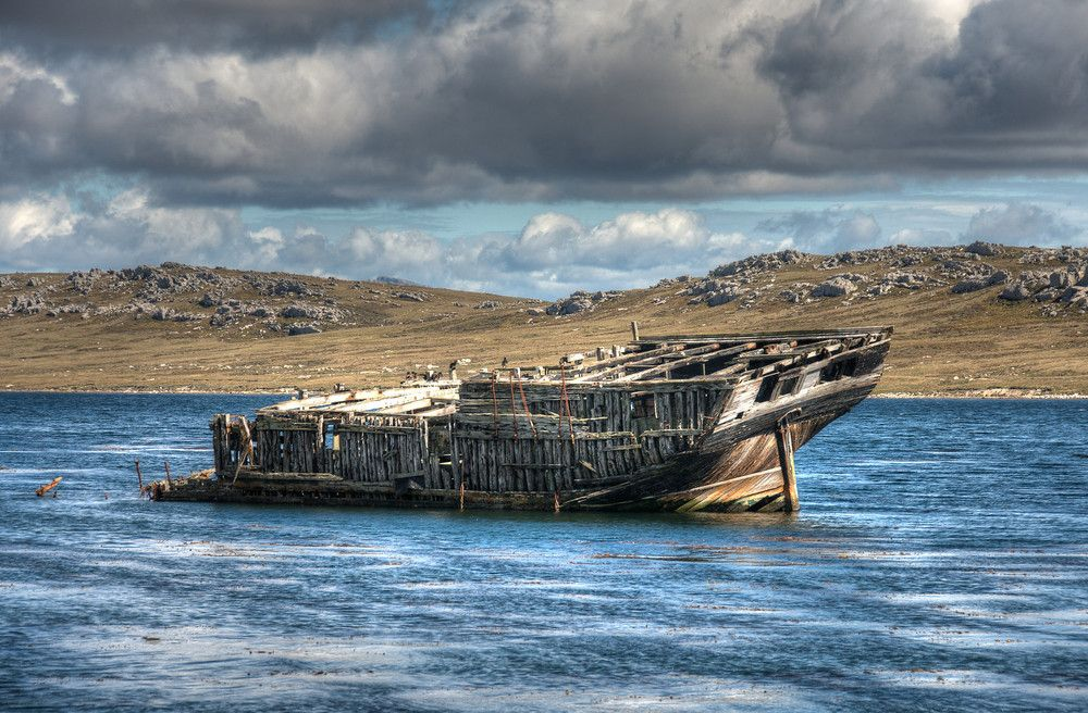 Travel to Falkland Islands | Voyages | Shipwreck, South