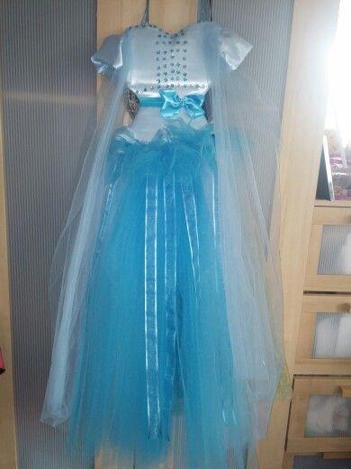 Elsa bow holder