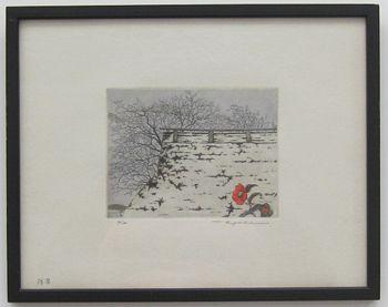 Japanese Art by the artist Ryohei Tanaka | Scriptum Inc