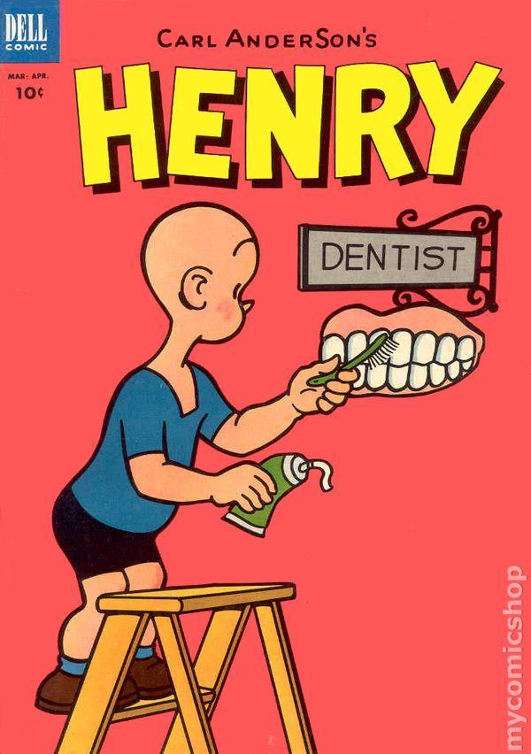 Henry (1948 Dell) 30