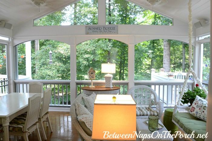 Build A Screened Porch From Between Naps On The Blog Pinned 2 22 2016