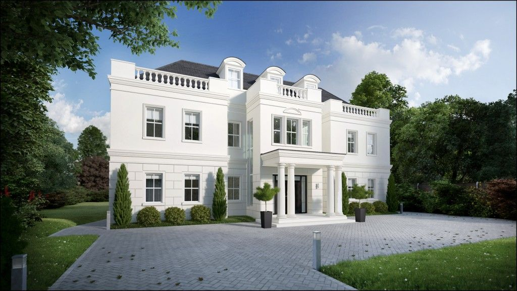 Design For 6 Bedroom Luxury House In Coombe Ridings London