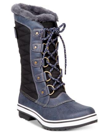 9e9424a9d5b Jbu By Jambu Women's Lorna Winter Boots - Blue 8.5M | Products in ...