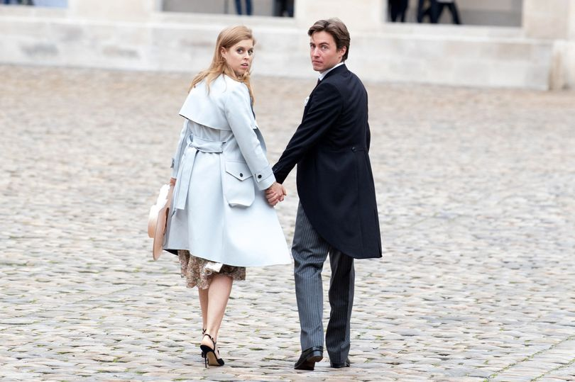 Princess Beatrice wedding won't be shown live on BBC after