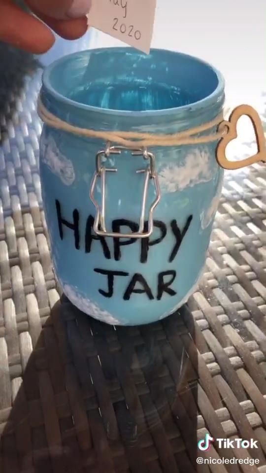 a happy jar �