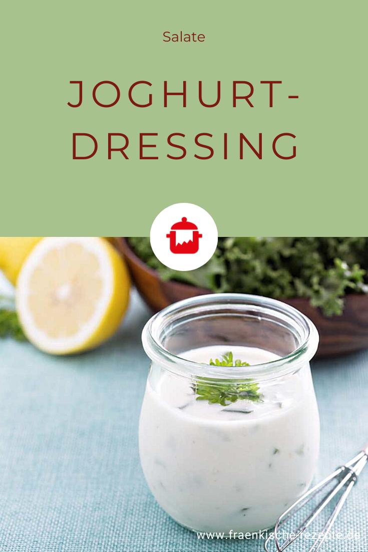Joghurt Dressing Frankische Rezepte Rezept Joghurt Dressing Joghurtdressing Salat