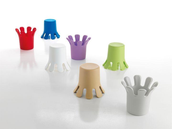 SPLASH stool #design by Kristian Aus in 2010.