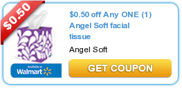 0 50 Off Any One 1 Angel Soft Facial Tissue Printable Coupons Coupons Saving Money