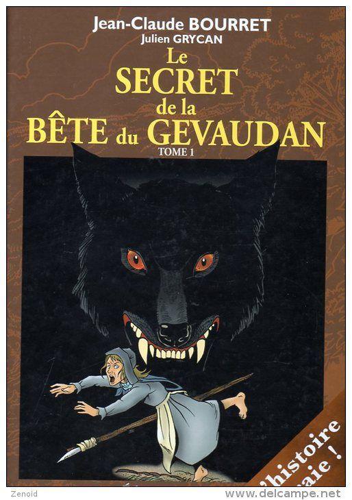 La Bête Du Gévaudan Film : bête, gévaudan, Secret, Bête, Gévaudan, Grycan, Bourret,, Editions, Signe., Beast,, Werewolf,, Movie, Posters