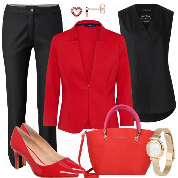 54c38cf08d4911 LipstickBusiness Damen Outfit - Komplettes Business Outfit günstig kaufen |  FrauenOutfits.de
