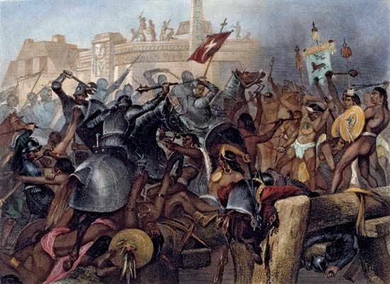effects of spanish conquest on the americas