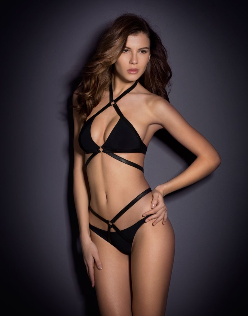 View All Swimwear by Agent Provocateur - Shelby Bikini Bra ... cb6e379fe