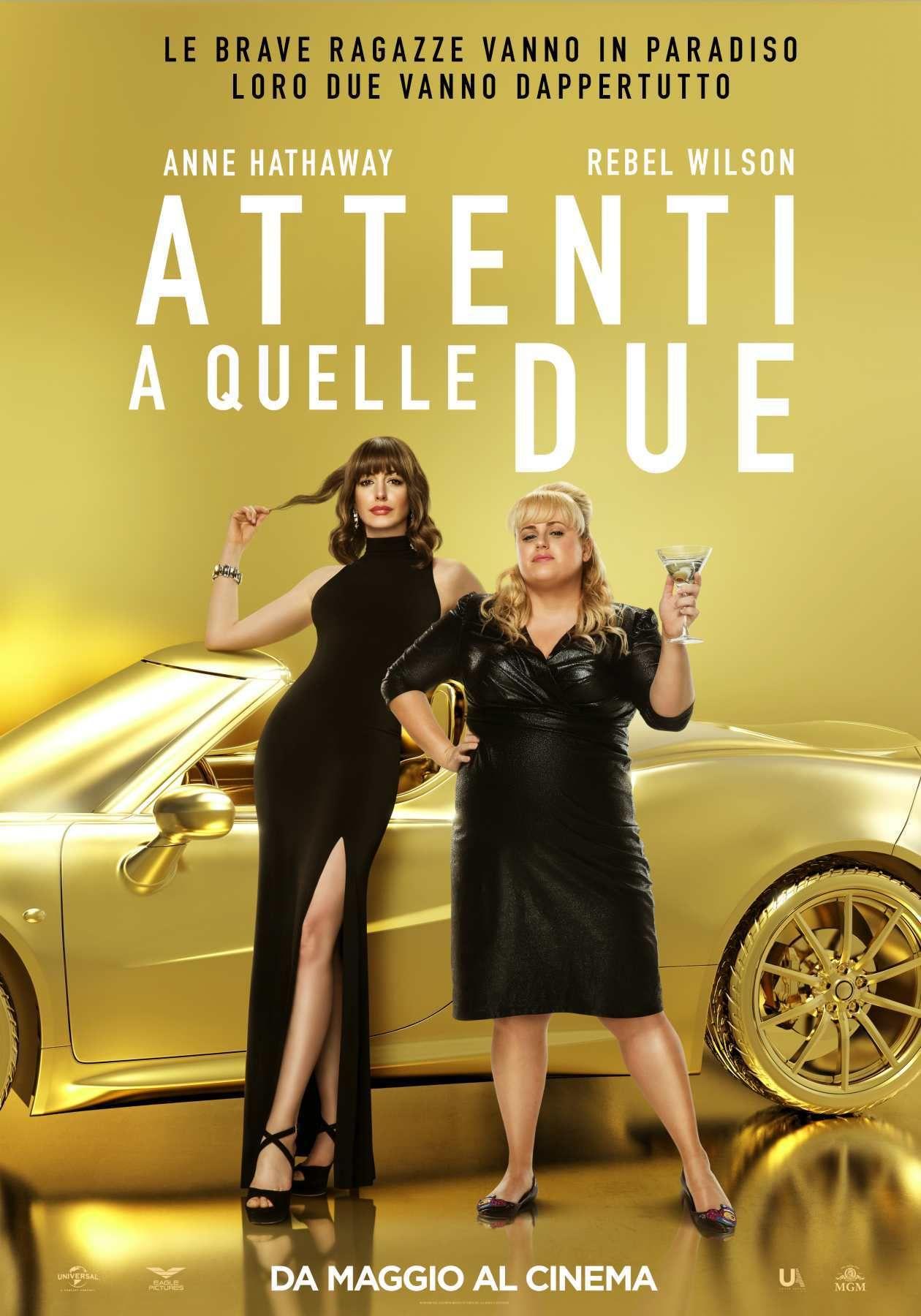 Attenti a quelle due Poster Italia Pitch perfect, Film