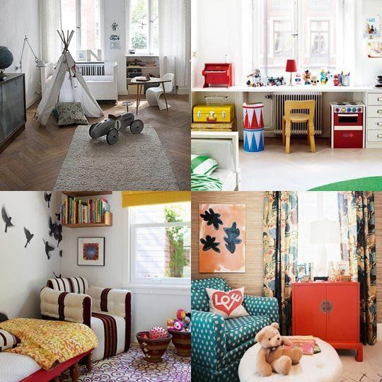 Gender Neutral Kids Bedroom Colors: Color Tips For Gender Neutral Children's Decor