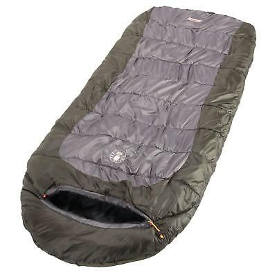 Sleeping Bag Extreme Weather 15 Degree Fahrenheit Outdoor Camping Hiking New
